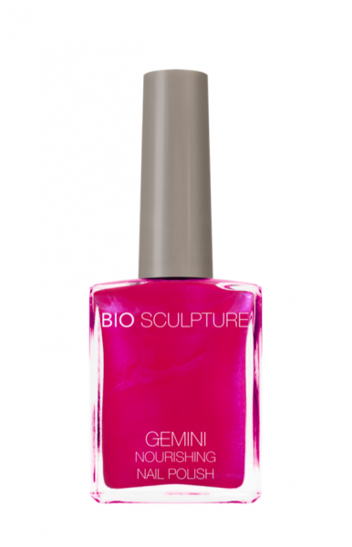Bio Sculpture, Gemini, Nagellack, Farblack, Pink FUNKY FUCHSIA 14 ML