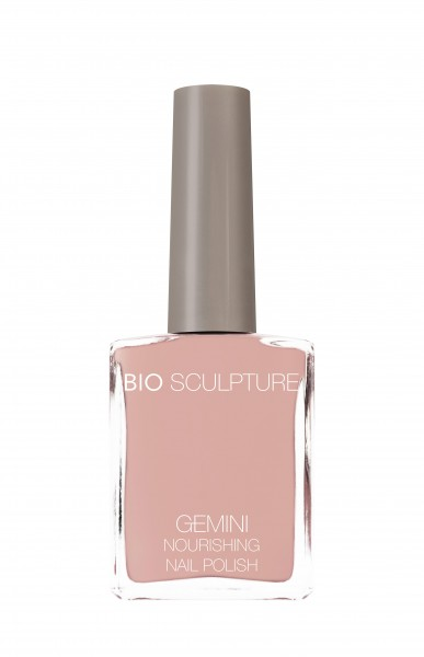 Bio Sculpture, Gemini, Nagellack, Farblack, Rosé, LYRICS OF A LILY 14 ML