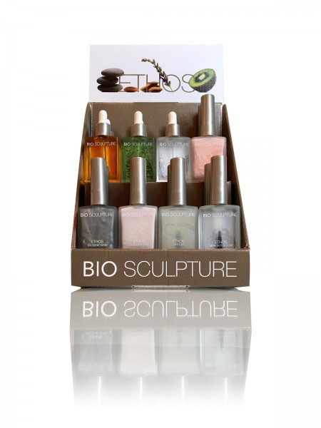 ETHOS von Bio Sculpture. Hochwertige Nagelpflege für verschiedenste Nageltypen und Nagelkonstitutionen