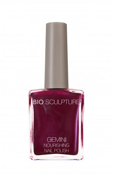 Bio Sculpture, Gemini, Nagellack, Farblack, Pflaume, PASSION PLUM 14 ML