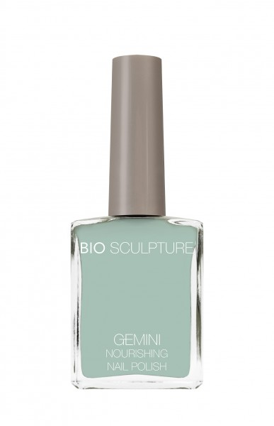 Bio Sculpture, Gemini, Nagellack, Farblack, Pastell, Gruen GRACE 14 ML