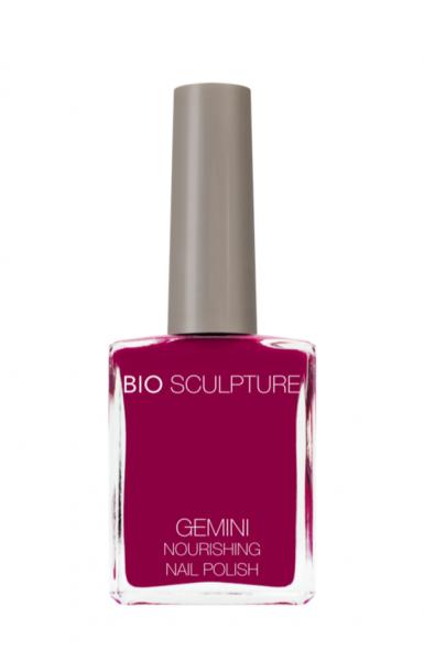 Bio Sculpture, Gemini, Nagellack, Farblack, Pflaume PRIMULA 14 ML