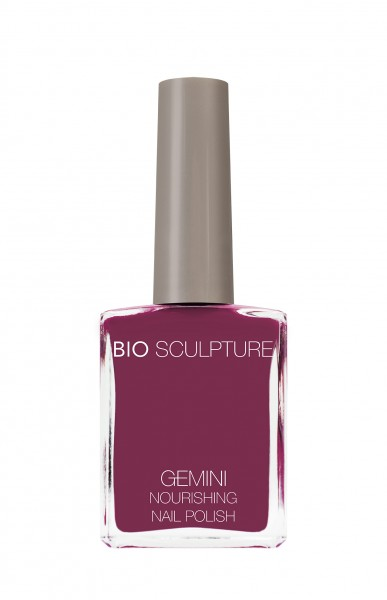 Bio Sculpture, Gemini, Nagellack, Farblack, Pflaume CHERRY LIQUERS 14 ML