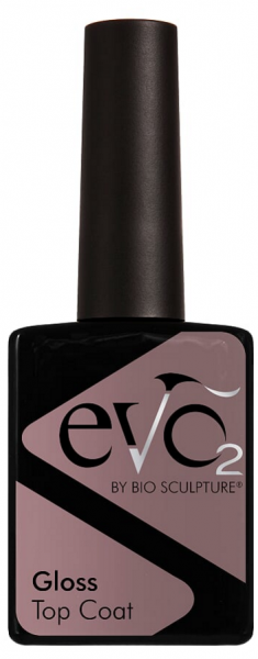 EVO GLOSS TOP COAT, Abschluss-Gel, Versieglungs-Gel