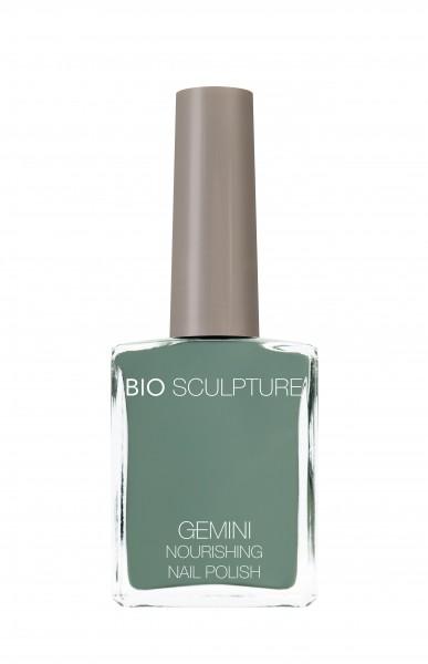 Bio Sculpture, Gemini, Nagellack, Farblack, Grün, OLIVE POEM 14 ML