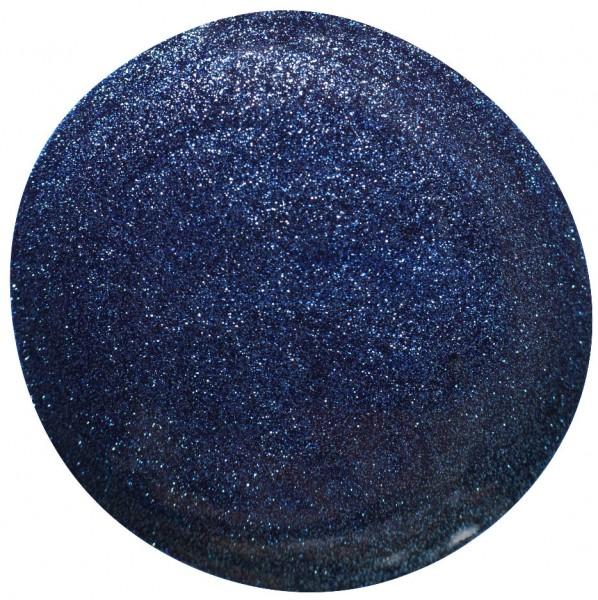 Bio Sculpture, LED UV Gellack, Evo, Blau, Glitzer AMANDA 12ml
