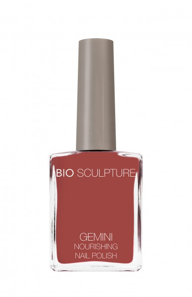 Bio Sculpture, Gemini, Nagellack, Farblack, Rot, POETIC POISE 14 ML