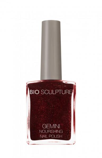 Bio Sculpture, Gemini, Nagellack, Farblack, Rot MOULIN ROUGE 14 ML