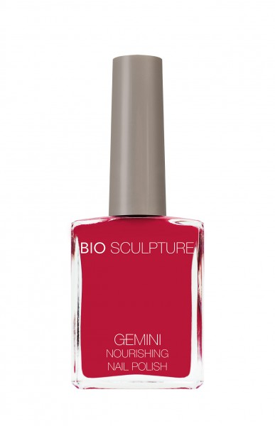 Bio Sculpture, Gemini, Nagellack, Farblack, Rot SUMMER HOLIDAY 14 ML