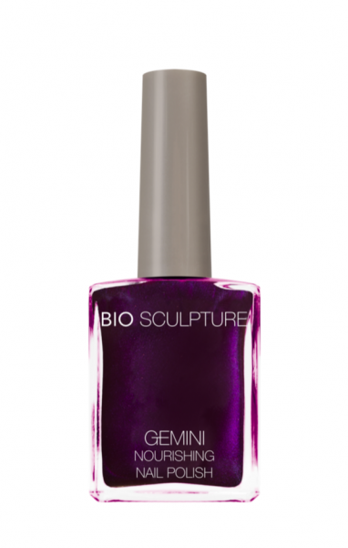 Bio Sculpture, Gemini, Nagellack, Farblack, Lila, Violett VIOLET 14 ML