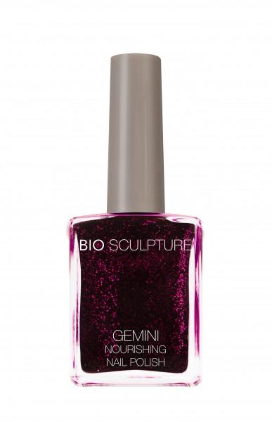 Bio Sculpture, Gemini, Nagellack, Farblack, Glitzer, Lila, Purpur, Violett, PARTY POPPER 14 ML