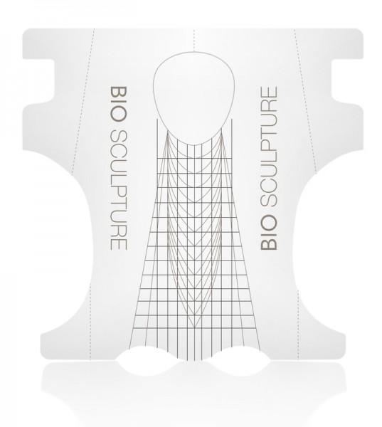 Bio Sculpture, Nailform, Nagelschablone