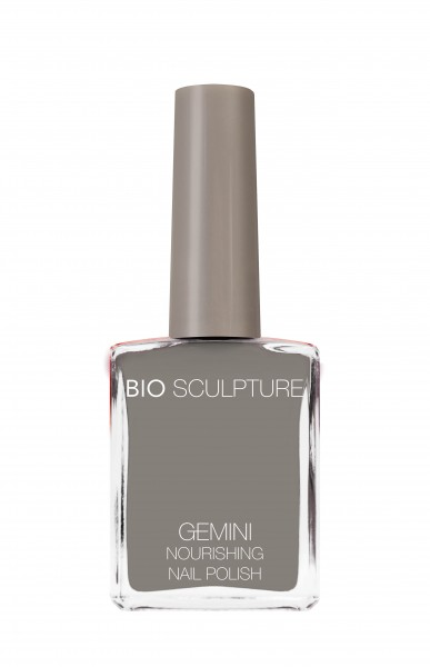 Bio Sculpture, Gemini, Nagellack, Farblack, Dunkel, Grau, CANGO CAVES 14 ML