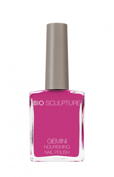 Bio Sculpture, Gemini, Nagellack, Farblack, Pink BRIGHT SUMMER PINK 14 ML