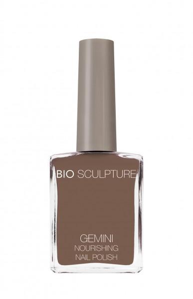 Bio Sculpture, Gemini, Nagellack, Farblack, Braun CHOCOLATE FUDGE 14 ML
