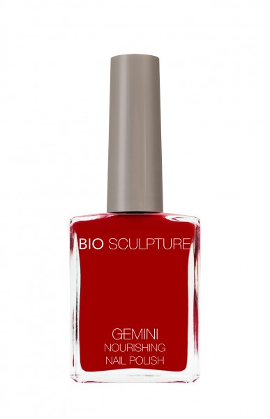 Bio Sculpture, Gemini, Nagellack, Farblack, Rot ROYAL RED 14 ML