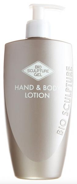HAND & BODY LOTION MIT SPENDER 500 ML
