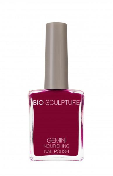 Bio Sculpture, Gemini, Nagellack, Farblack, Pink, Pflaume, CERISE PINK 14 ML