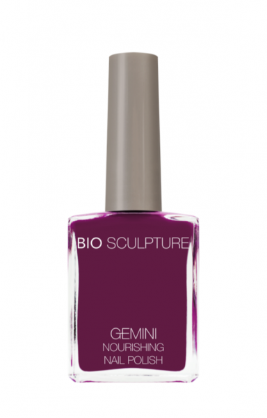 Bio Sculpture, Gemini, Nagellack, Farblack, Pflaume PASSION 14 ML