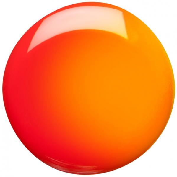 Bio Sculpture, LED UV Gellack, Evo, Thermo-Gel, Rot, Orange GUSTI 12ml