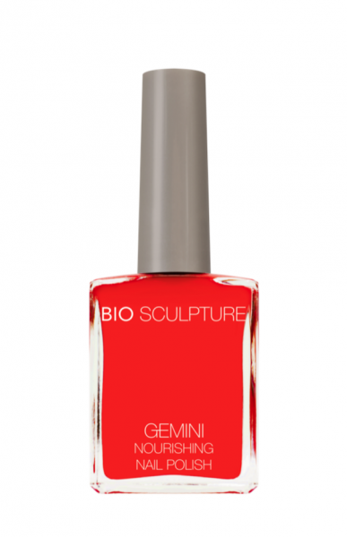 Bio Sculpture, Gemini, Nagellack, Farblack, Fluorescent, Orange SWEET MELON FLUO 14 ML