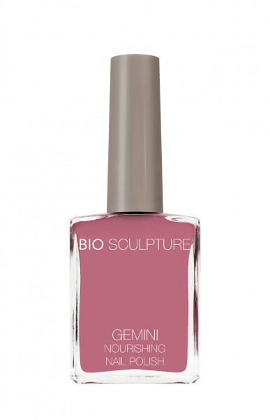 Bio Sculpture, Gemini, Nagellack, Farblack, Pflaume SUBTLE SILHOUETTES 14 ML