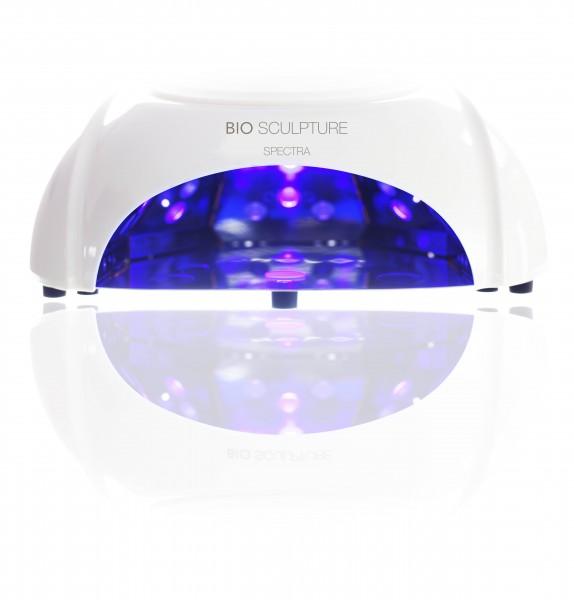 Bio Sculpture, Spectra, LED-Lampe, UV-Lampe, Härtelampe, Lichthärtungsgerät; Multi LED