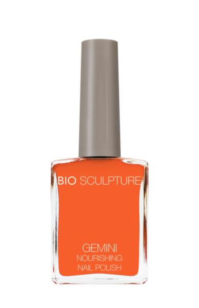 Bio Sculpture, Gemini, Nagellack, Farblack, Orange TANGERINE 14 ML