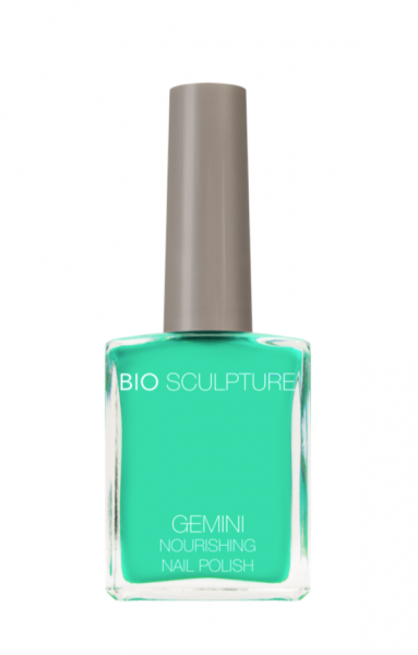 Bio Sculpture, Gemini, Nagellack, Farblack, Gruen ALL NIGHTER 14 ML