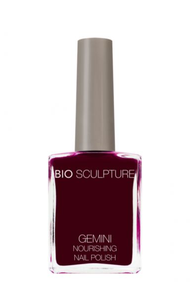 Bio Sculpture, Gemini, Nagellack, Farblack, Rot LOVE POTION 14 ML