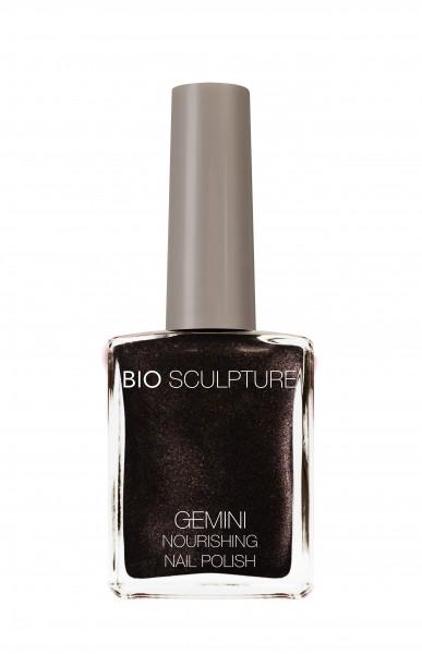 Bio Sculpture, Gemini, Nagellack, Farblack, Dunkel, Schwarz, GORGEOUS DECAY 14 ML