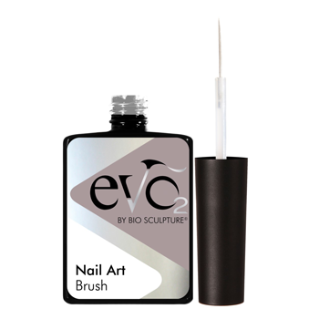 EVO NAIL ART BRUSH (IN BOTTLE)