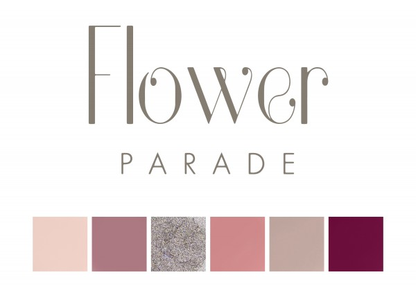 FLOWER PARADE COLLECTION GELE + LACKE
