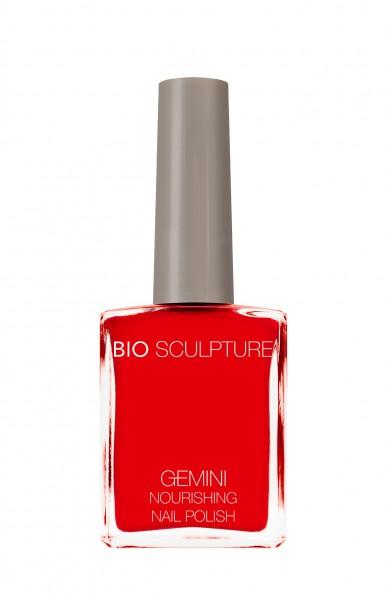 Bio Sculpture, Gemini, Nagellack, Farblack, Rot BLAZING LACQUER 14 ML